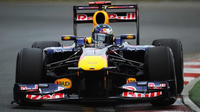 A Sebastian Vettel il Gp d'Australia