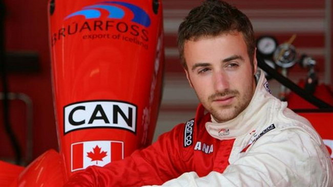 Hinchcliffe debutta con Newman/Haas al Barber