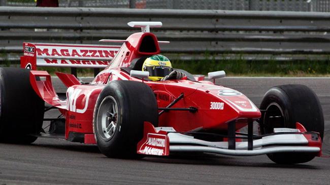 Marco Betti conduce il campionato di F3000 Light