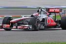 Istanbul, Libere 2: Button beffa Rosberg nel finale