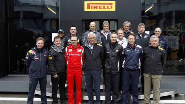 La Pirelli promuove le gomme hard sperimentali