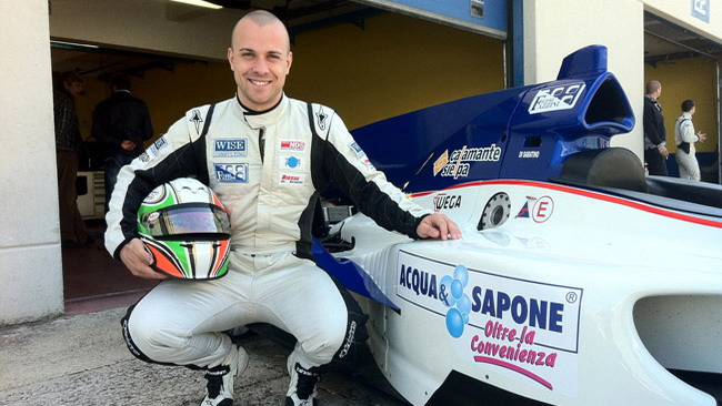 Pasquale Di Sabatino si accorda con la Ombra Racing
