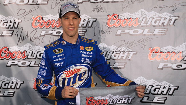 Seconda pole in carriera per Brad Keselowski