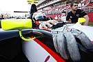 L'avventura di Caldarelli in GP3 è già finitia