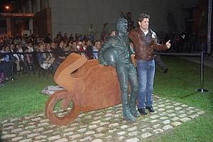 WSBK Ultime notizie Checa celebrato in patria con una statua