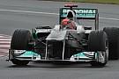 Schumacher non sa se essere contento o deluso