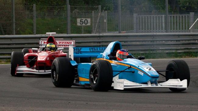 F3000 Light: test a Franciacorta per la CMS Racing