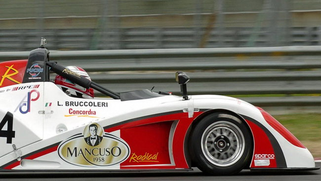 Radical Master: Bruccoleri invitato ad Imola