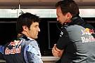 Horner vuole un chiarimento con Webber