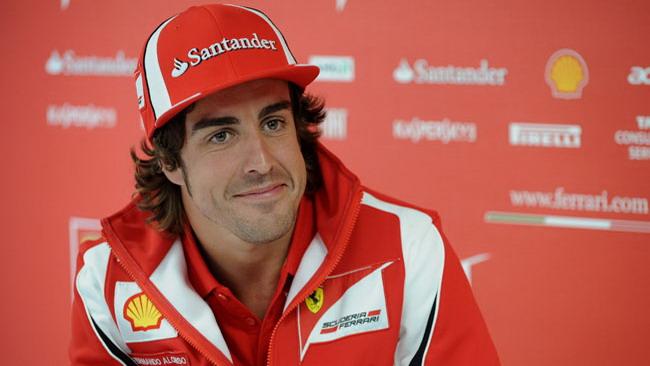 Alonso scaramantico in vista del Nurburgring