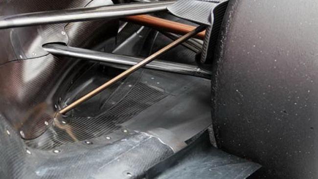 Ecco dove la Red Bull cerca carico aerodinamico