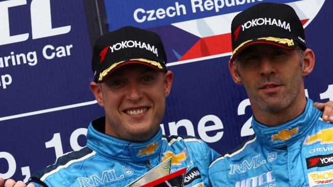 Huff e Menù nel TC2000 a Buenos Aires