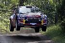 Sebastien Loeb trionfa nel Rally di Finlandia