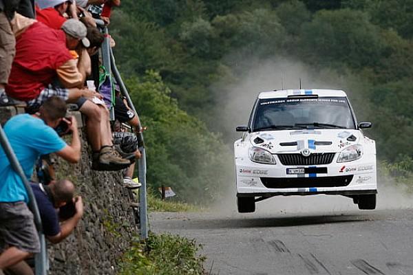 Positivo debutto della VW nel mondiale all'Adac Rally