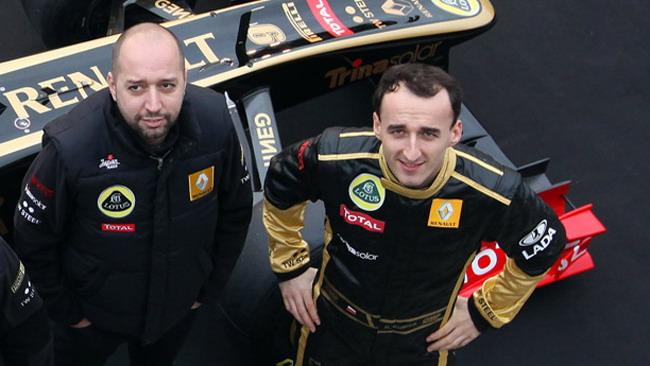 Lopez attende Kubica al via del Mondiale 2012