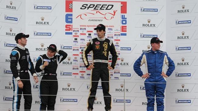 Speed Euroseries: Bellarosa sbanca Silverstone