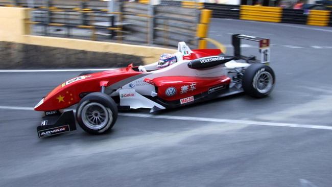 30 iscritti per il Gp di Macao di Formula 3