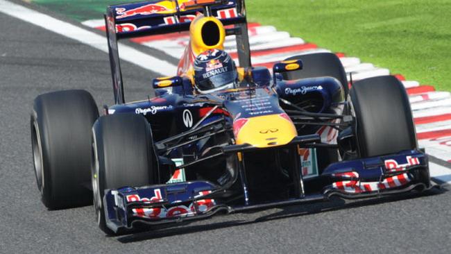 Sebastian Vettel è di nuovo campione del mondo!