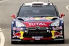Spagna, PS15: Loeb lanciato verso la vittoria