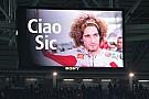 Funerale Sic: un maxi-schermo anche a Misano