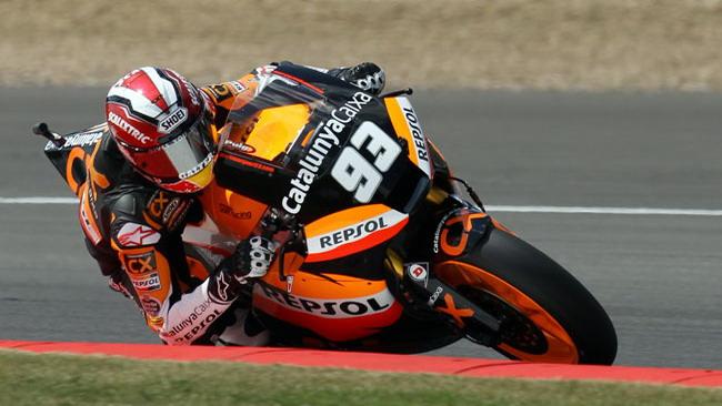 Marquez quasi sicuramente assente a Valencia
