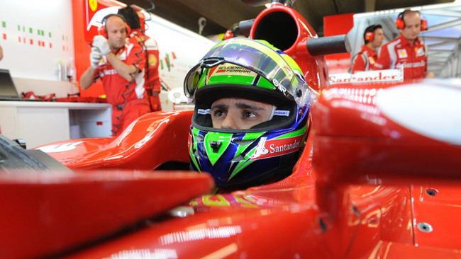 In Brasile Massa tocca quota 100 Gp con la Ferrari