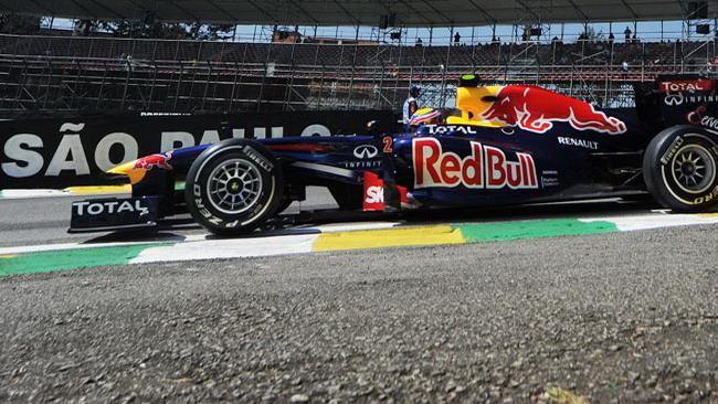 Interlagos, Libere 1: Webber precede le McLaren