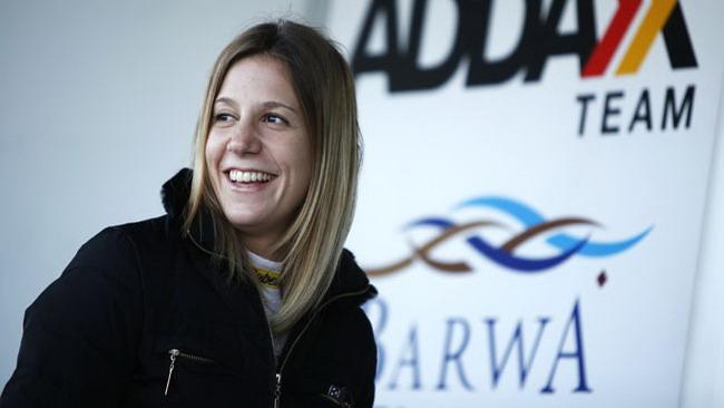 Michela Cerruti punta forte sulla GP3 per il 2012