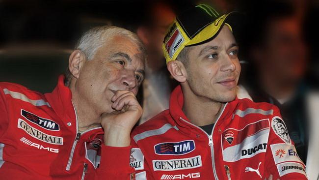 Del Torchio incrocia le dita sul futuro di Rossi e Ducati