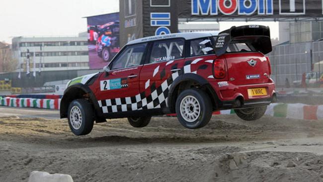 Kris Meeke non correrà il Rally di Montecarlo