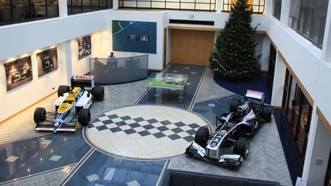 La Williams cancella lo sponsor principale...