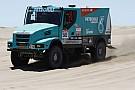 Dakar: De Rooy passa al comando fra i camion