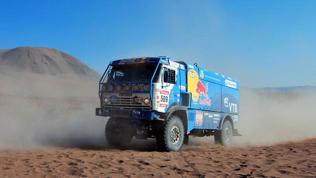 Dakar, 11° Tappa: tocca a Karginov nei camion