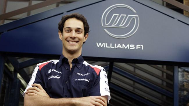La Williams ufficializza l'ingaggio di Bruno Senna