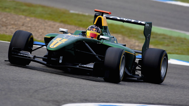Daniel Abt passa in GP3 con la Lotus GP