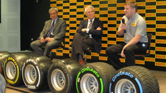 Le nuove Pirelli più veloci di un secondo e mezzo!