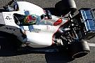 La Sauber più snella: soffia come la Ferrari!