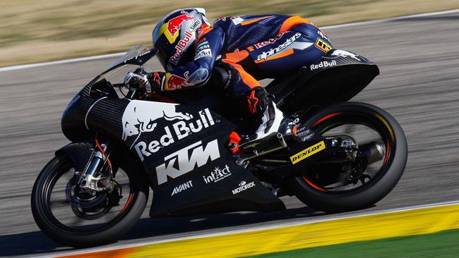 Le KTM per ora sembrano le moto da battere