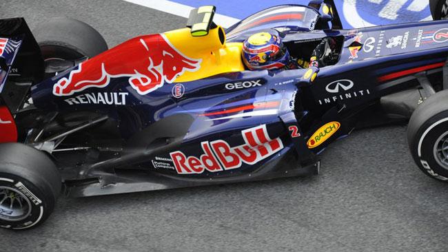 Red Bull RB8: c'è una rivoluzione dei flussi d'aria!
