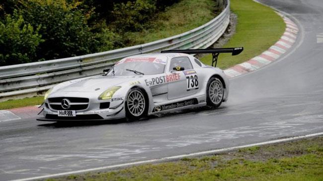 ECC: nel 2012 debutta anche la Mercedes!