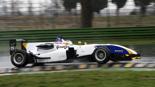 Riccardo Agostini al top nei test del Mugello