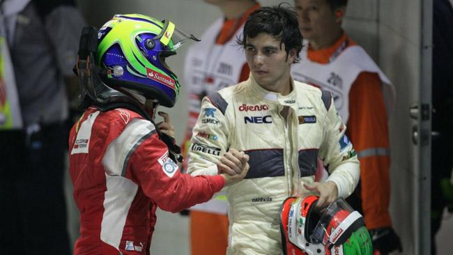 La Ferrari replica su Twitter alle voci su Massa
