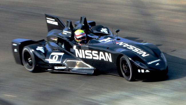 La Nissan DeltaWing è pronta per i test in Europa
