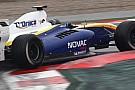 La pioggia esalta Nico Muller nei test di Barcellona