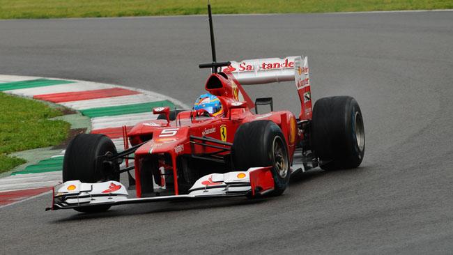 Mugello, Day 1: si chiude con prove di start di Alonso