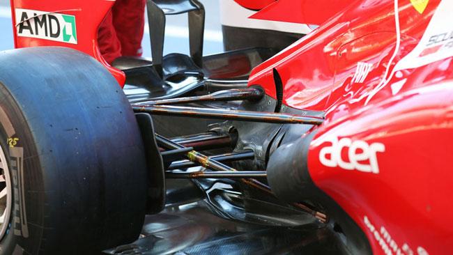 Anche la Ferrari ora soffia nel diffusore centrale!