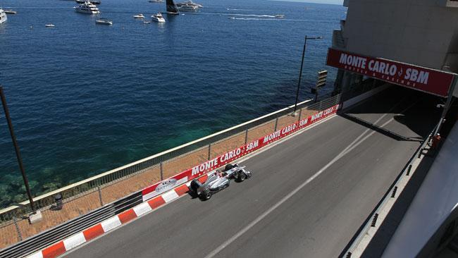 Monaco: il DRS rimane proibito nel tunnel?
