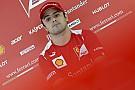 Massa si tiene stretto il suo posto alla Ferrari