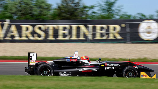 Gianmarco Raimondo vince al Nurburgring
