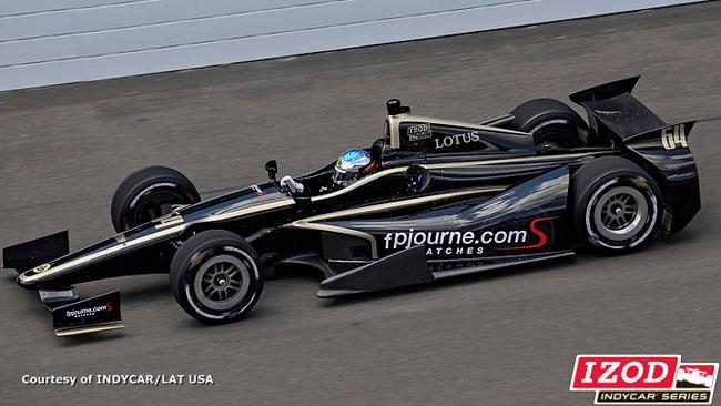 La Indy 500 dura solo 10 giri per Jean Alesi